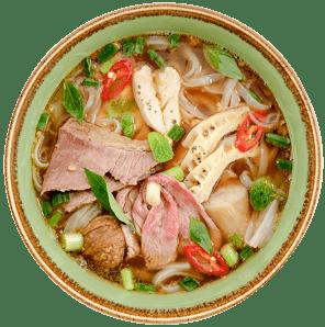 Vietnamese PHO AUSTRALIAN BEEF SLICES & BALLS