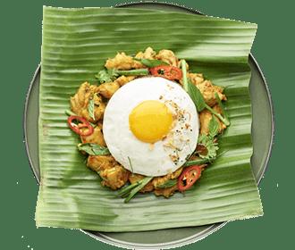 Vietnamese SAUTEED LEMONGRASS CHICKEN by NamNam Jakarta