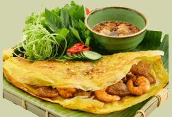 Vietnamese Banh Xeo by NamNam