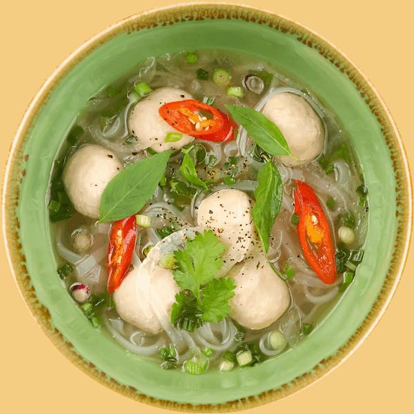 Vietnamese PHO PORK BALLS by NamNam