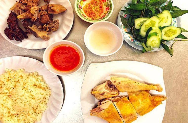 Phan Rang Chicken Rice