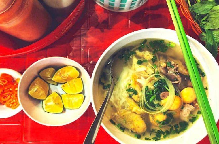 Slurping noodles for Supper