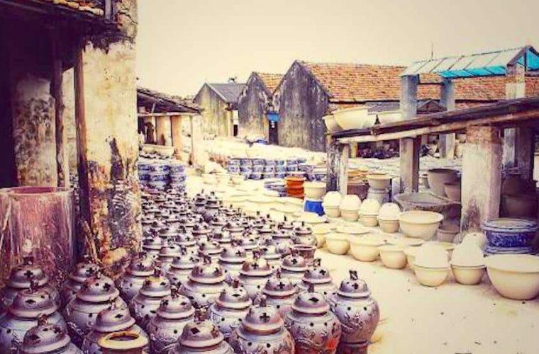 Vietnamese Craftsmanship, Pottery