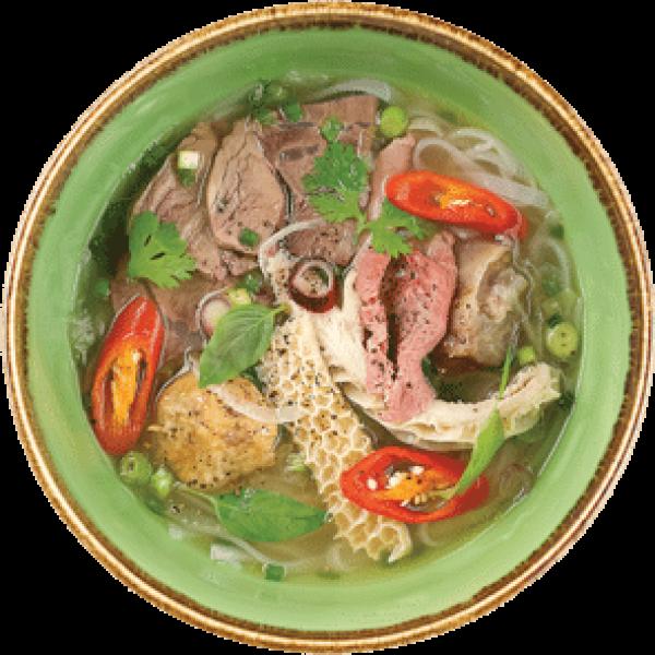Vietnamese PHO AUSTRALIAN BEEF COMBINATION by NamNam Jakarta